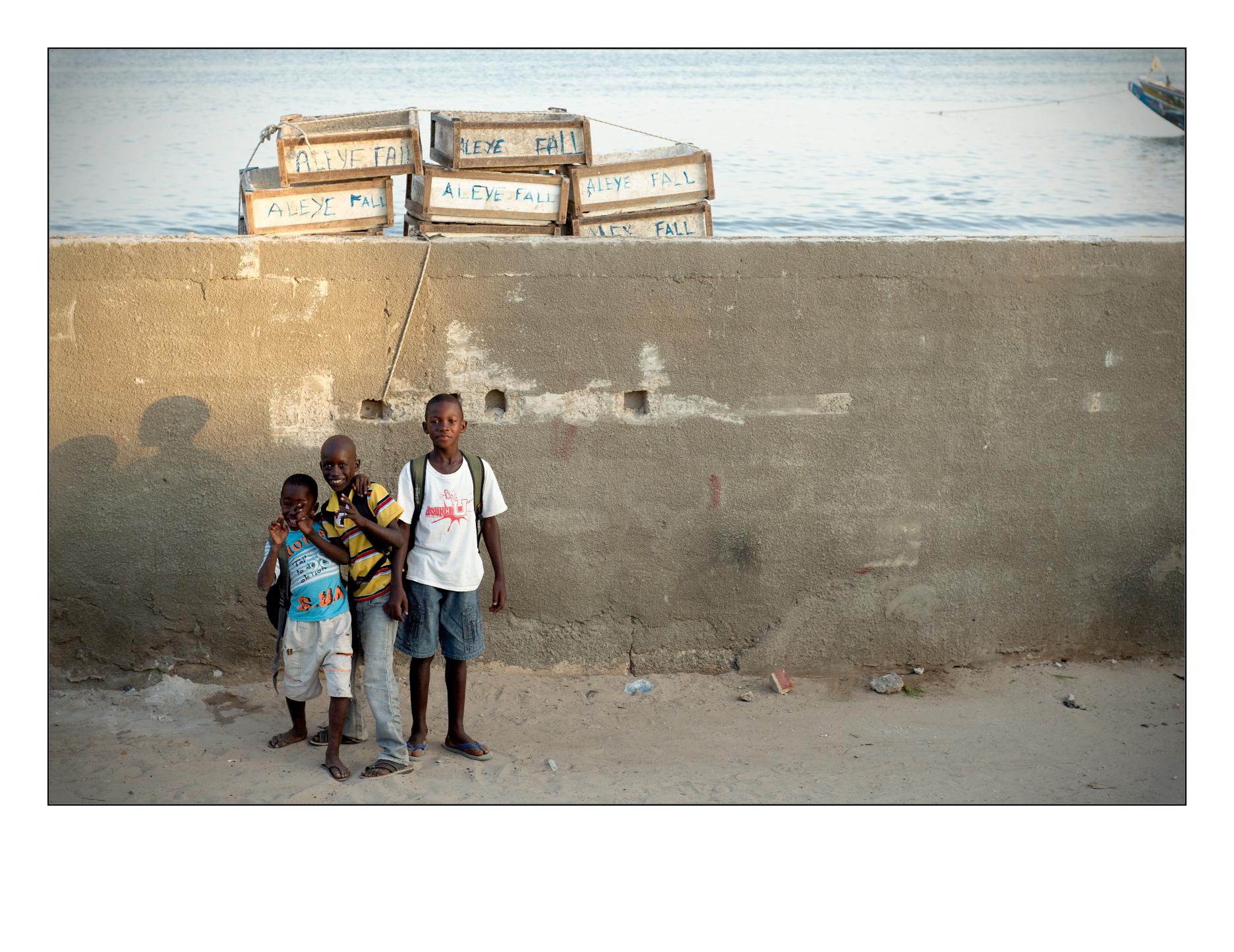Onverwachts Senegal