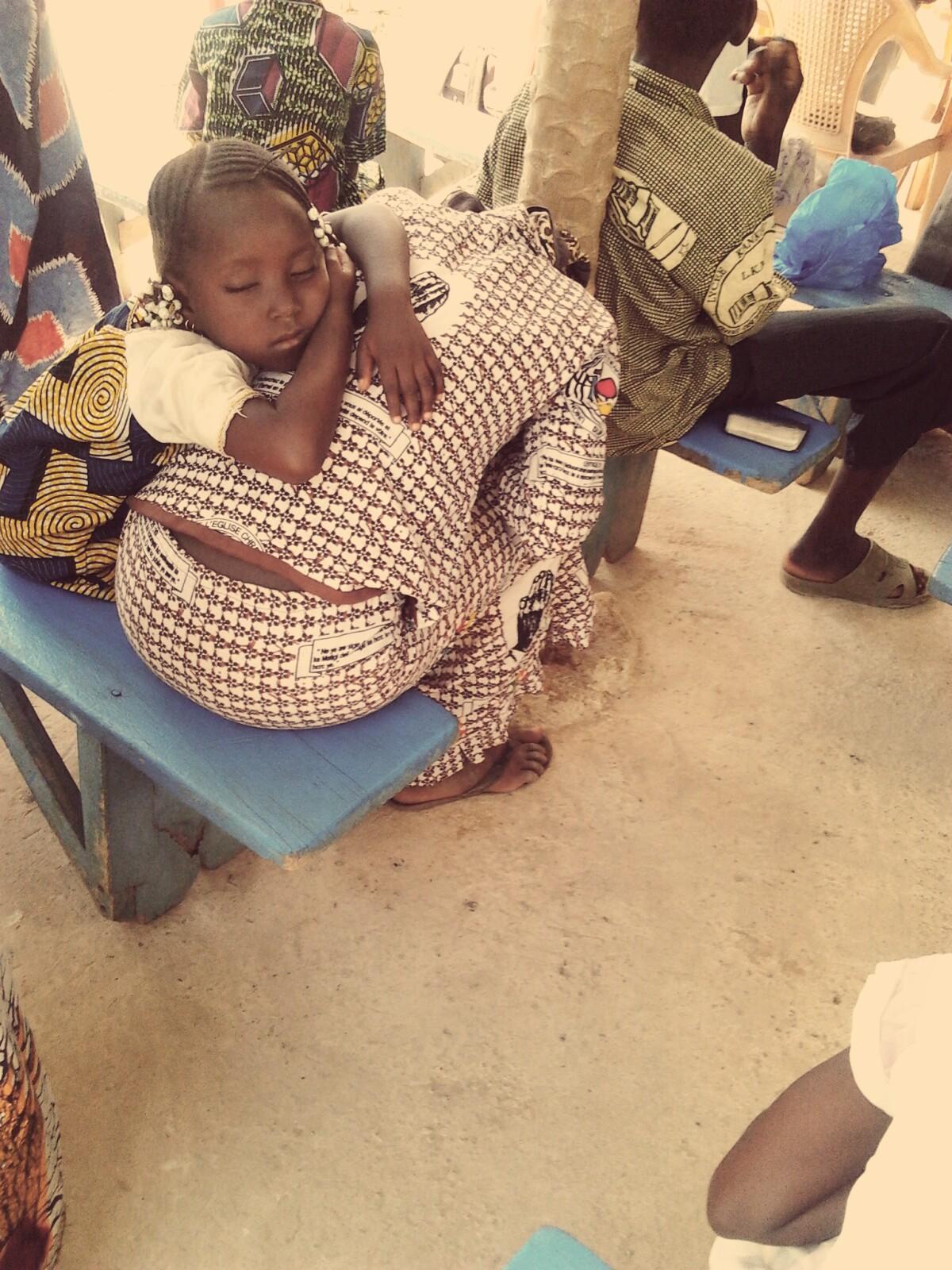 Back in Bamako