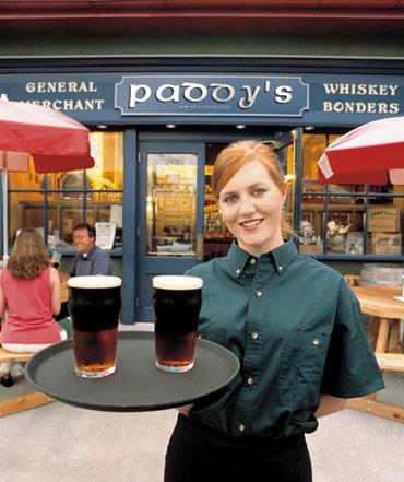Paddy's Pub Ierland