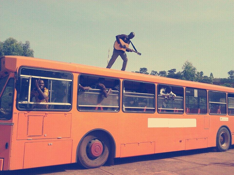 School Bus Bamako