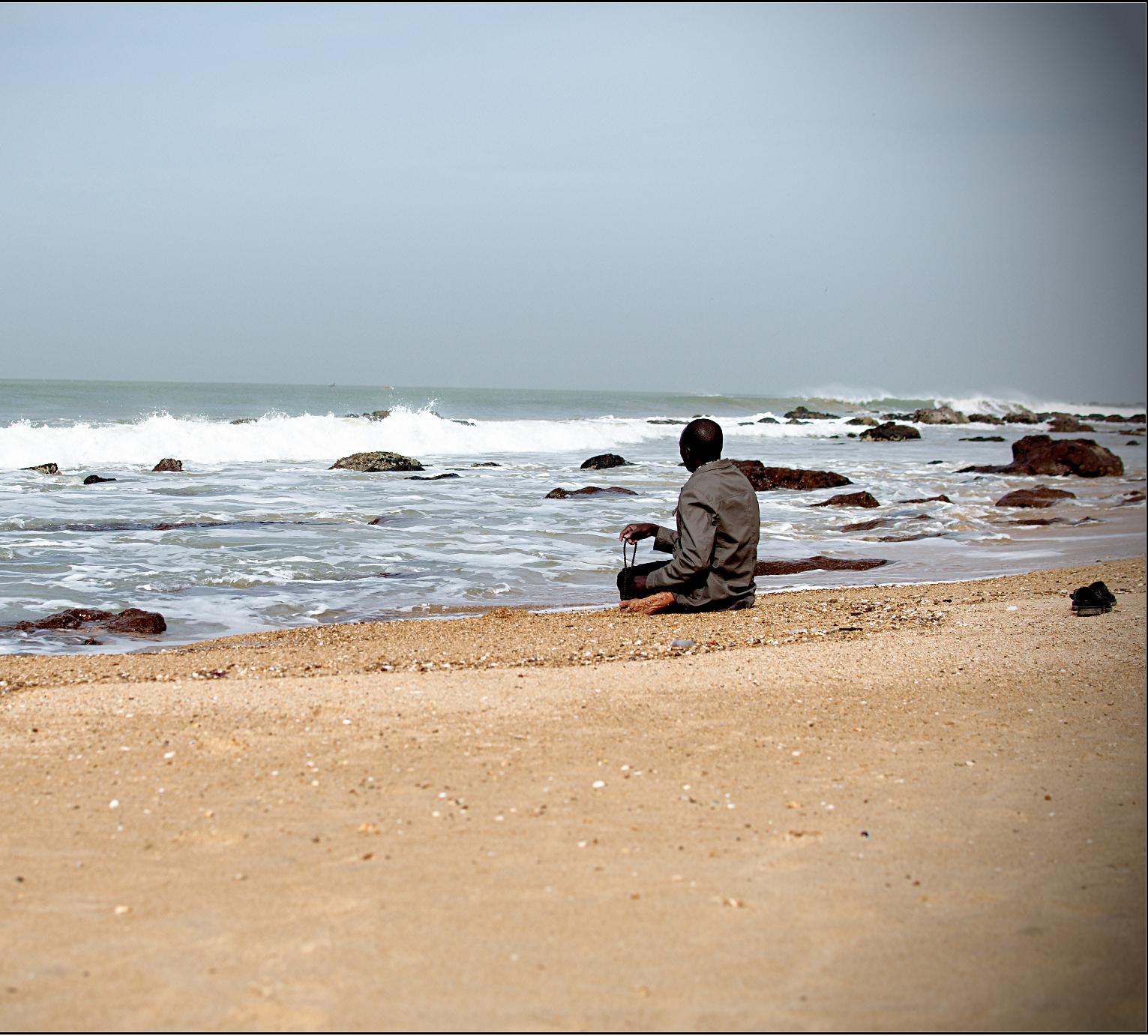 Gebed Aan Zee