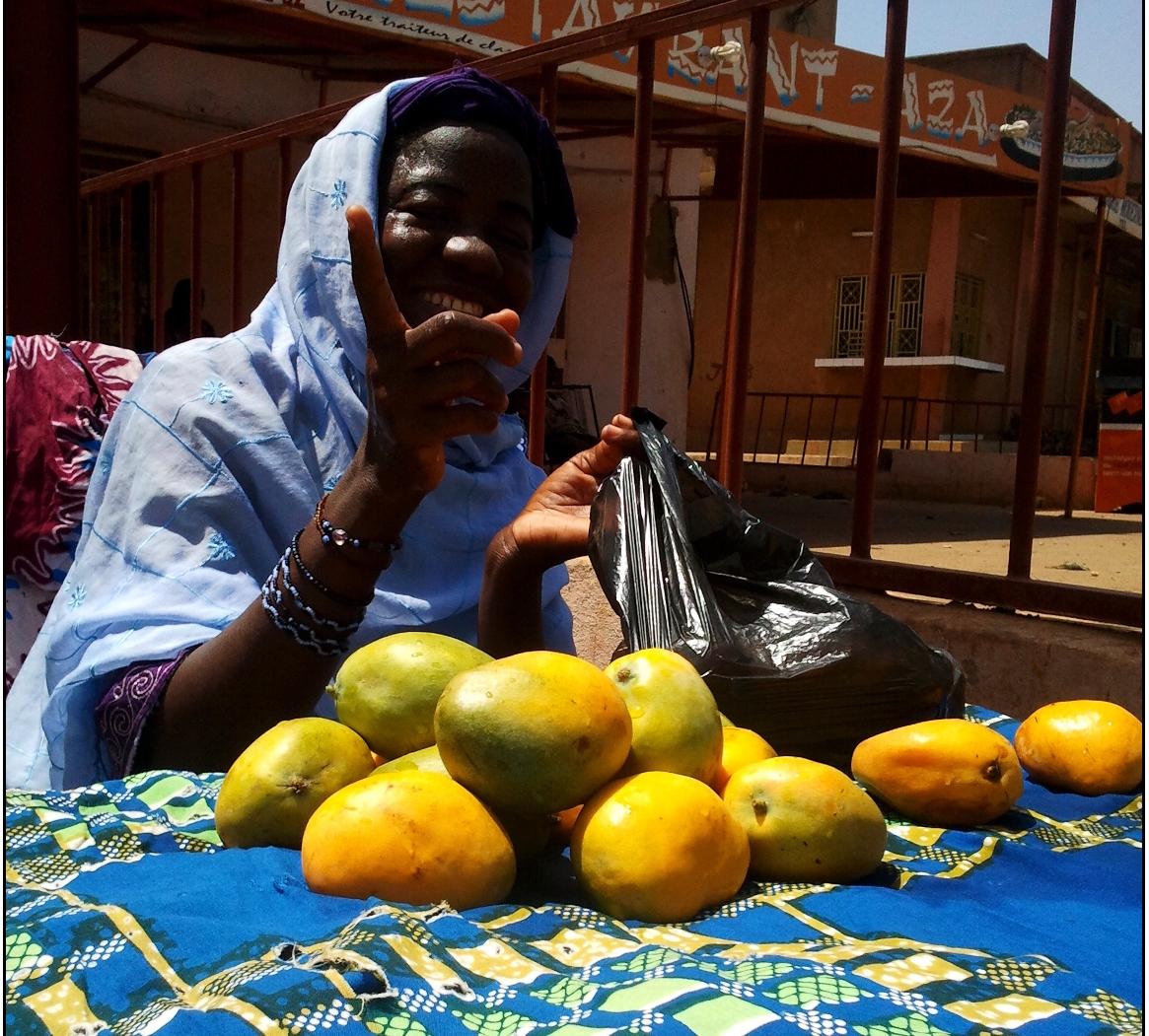 Mango Tijd In Mali