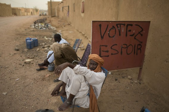 Mali Verkiezingen