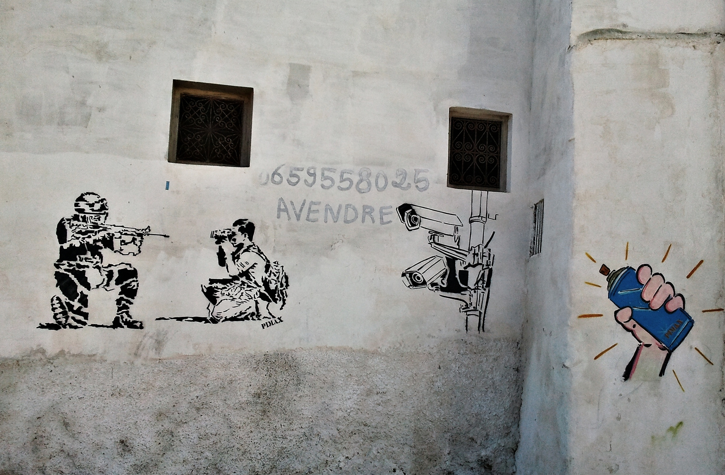 Zuidland – Dakar (part 1)