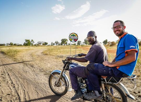 An African Adventure