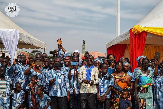 Feest In Conakry