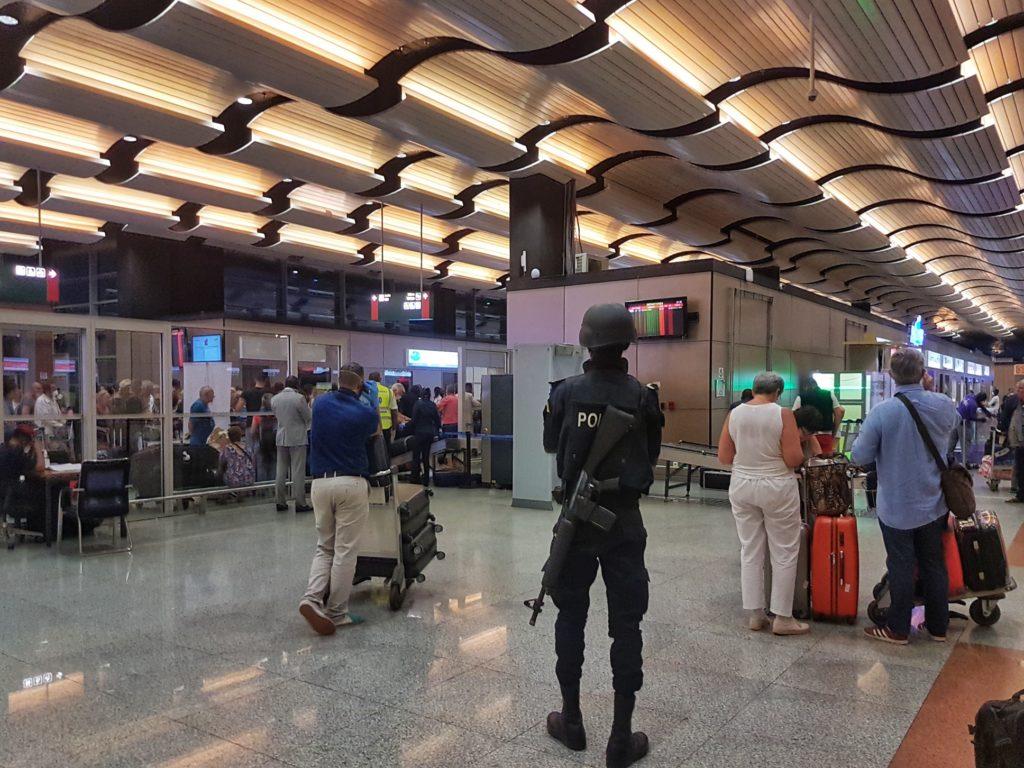 Vliegveld Corona