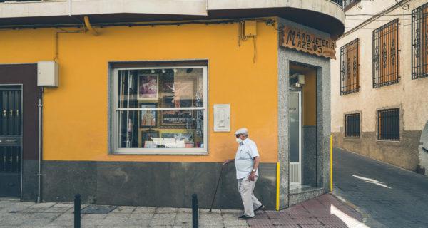 Straatleven Spanje