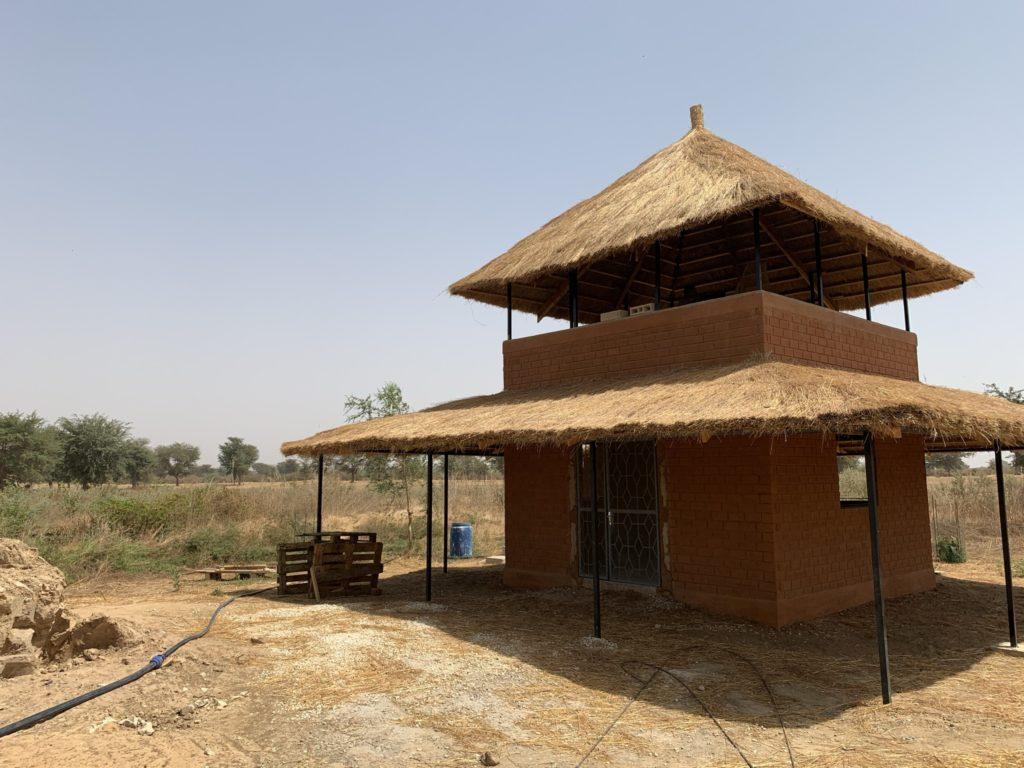 Selfmade house